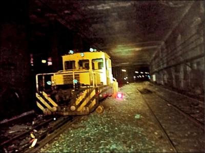 台鐵華山引道維修意外 司機員沒遵守安全守則遭輾斃