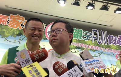 呂秀蓮參選是否影響綠票源 鄭文燦:她離開黨有段時間