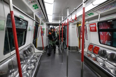 港鐵太子站831疑雲  傳消防處打上百通電話「抓鬼」