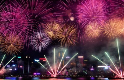 反送中》1997以來第3度 港府取消十一國慶煙花匯演