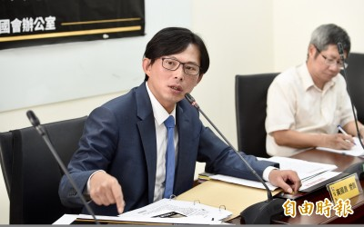 時力擬徵召參選2020總統 黃國昌:毫無所悉