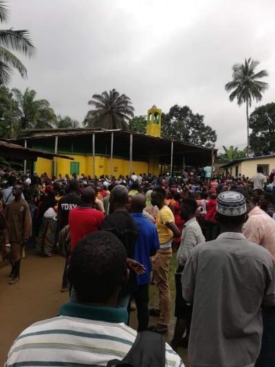 賴比瑞亞伊斯蘭寄宿學校深夜惡火 至少27童喪命