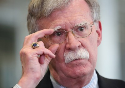 波頓去職前仍挺台!傳「解密」確保台灣對中國防禦力