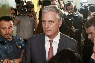 川普宣布新國安顧問 人質事務特使歐布萊恩出任