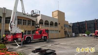 降低工廠火警  南市新營工業區成立區域聯防機制