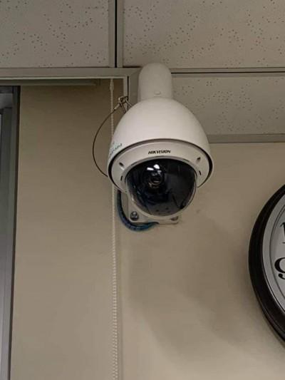 台大也淪陷!學生驚見「中國天網」監視器出現教室頭上