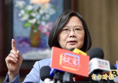 國民黨爆「黑英計畫」!蔡競辦:拒絕宇昌抹黑案翻版