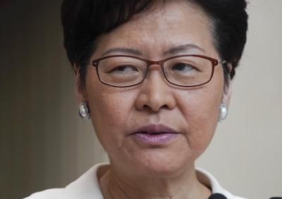 反送中》林鄭月娥首辦「社區對話」 抽150市民參加