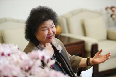 不解柯提到她就火大  陳菊:我的生命跟他沒交集
