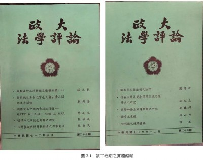 蔡總統升等論文期刊 國圖秀出收藏紙本
