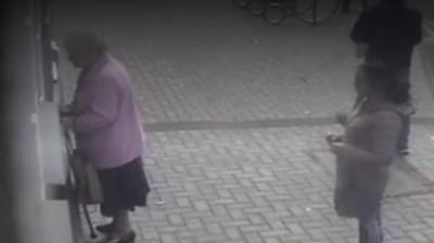 81歲勇嬤領錢遇搶 霸氣打跑劫匪連警察都讚嘆