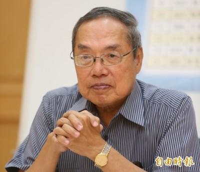 時鐘靜止20年 陳芳明回憶921「絕望」的那一天