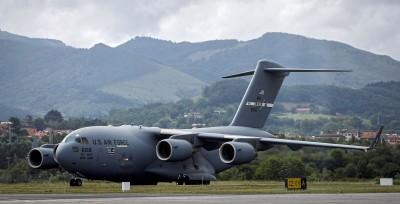 不可能的任務!美軍C-17直飛1.2萬公里 挽救特戰士兵性命