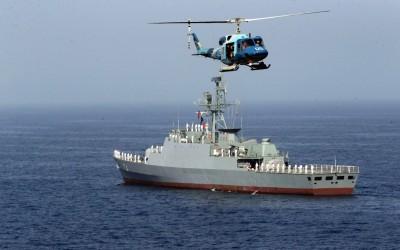 沙國油田遇襲戰雲密布 伊朗宣布與中俄聯合軍演