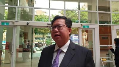 桃市議會被指全台最早結束議事 鄭文燦:尊重議會自治