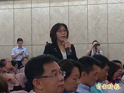 韓國瑜借錢、賣地、執行率又低 綠議員批:欠「3個」道歉
