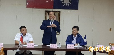 韓國瑜、宋瑋莉競選總部10/4揭牌