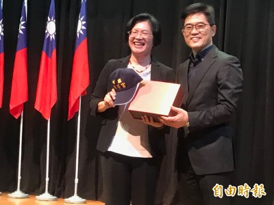 郭台銘不選  「副手」黃健庭:郭從政是很大的折損