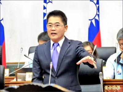 證實答應當副手 黃健庭揭郭台銘退黨、退選原因