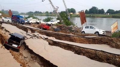 巴基斯坦規模5.8極淺層地震 房倒地裂至少22死300傷
