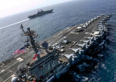 無懼美國擁有多艘航母 俄防長:我們只需能擊沉它的武器!