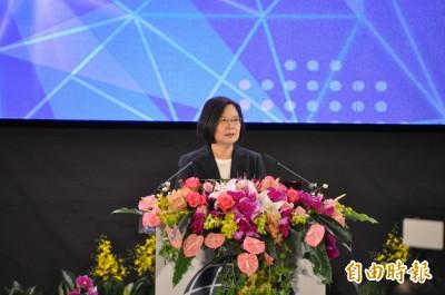 中國施壓斷外交手段 蔡英文:全力鞏固我國邦交