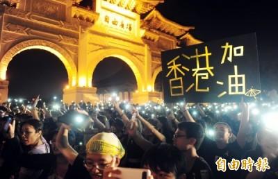 敬告中生!台灣學生聯合會:在這個國家我們不動手