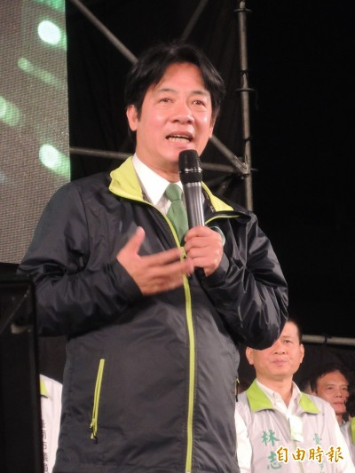 民進黨明天黨慶  賴清德:不方便參加