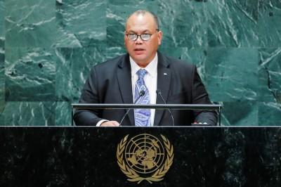 諾魯總統於聯大總辯論發言力挺! 籲聯合國接納台灣
