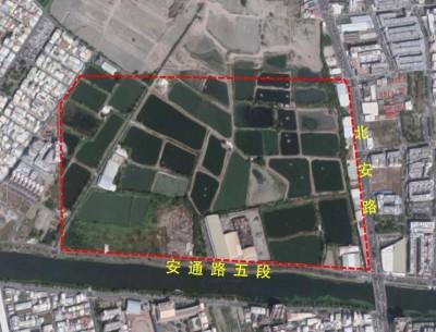 台南安南區是不是邊陲? 37公頃新商業區誕生