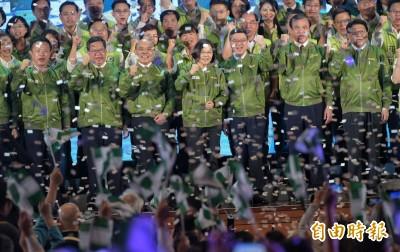 獨家》陳菊陪同  蔡英文24日與賴清德在高雄會面談合作