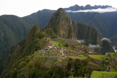地質學家揭馬丘比丘建造之謎 解密印加帝國百年古城