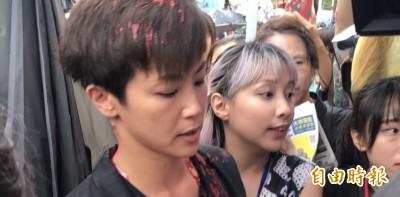 拒絕低頭!何韻詩:台灣真正擁有民主 卻發生紅色恐怖