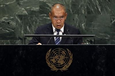 聯大總辯論4友邦續挺台 吐瓦魯更倡重返聯合國