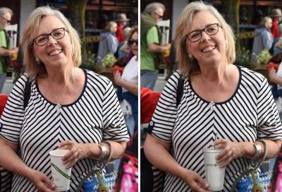 加拿大綠黨蒙羞!黨魁用一次性飲料杯 竟修圖成環保杯