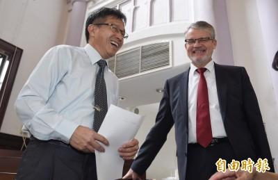 「讓台灣成為德國國會議題」我駐德代表籲連署請願案!