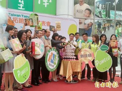 首次進軍星、加 台南農產品大受歡迎全部完銷