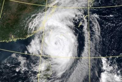 米塔颱風一路偏西 賈新興:登陸機率大增