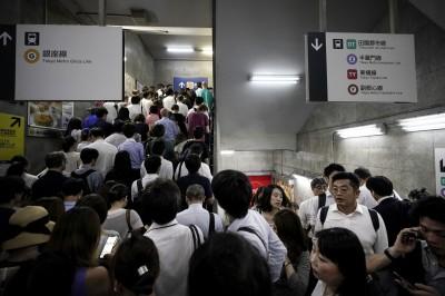 準備2020東奧 日本機場車站加強維安