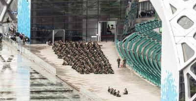 反送中》秀肌肉?《路透》:中國駐港兵力「翻倍」至逾萬人