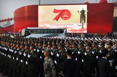 中國「十一國慶」台灣人無感 學者:以獨裁模式展現國力