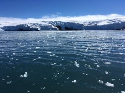 南極阿梅里冰棚裂出超巨大冰山 專家嚴密監控防船難