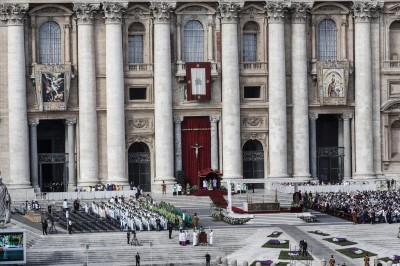 教廷國務院、金融局遭檢調搜查 疑與不動產交易有關