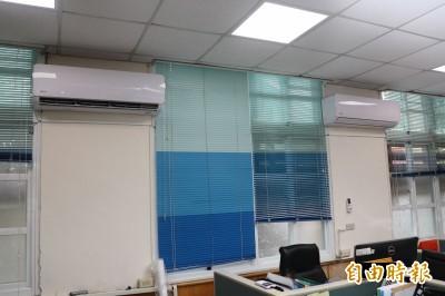 承諾國中小教室全裝冷氣 韓國瑜完成1成進度挨批