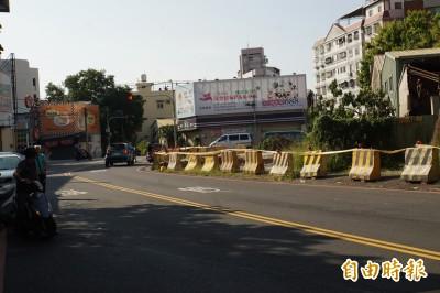 斗六內環路與文化路口瓶頸 30天內打通