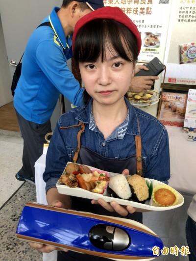 與JR東日本鐵路便當合作 台灣設計展吃得到限定美味