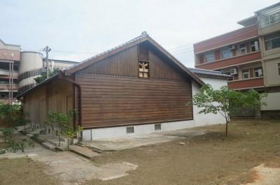 活化茶改場日式宿舍 「埔心故事館」明年3月完工
