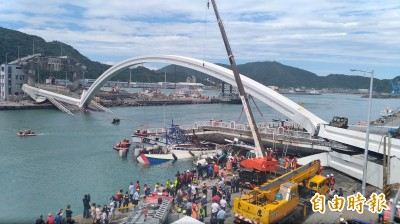 漏洞不只南方澳大橋 港務公司竟還有8座橋不曾檢測