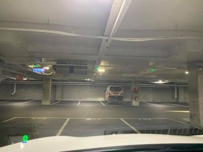 中和好市多開始收停車費! 「驚人景象」讓網友讚嘆