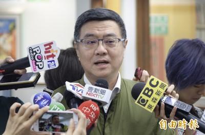 拚總統連任、立委過半目標 卓榮泰:不分區要拿18席